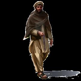 South Asia Civilian (Male)
