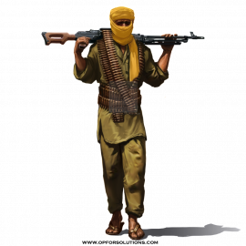African Insurgent Apparel Kit