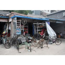 Bicycle Repair Vendor