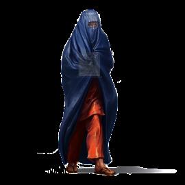 South Asia Civilian (Female)