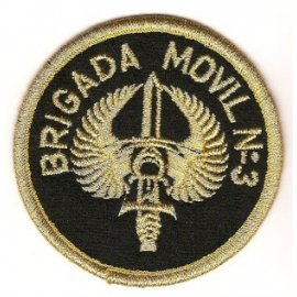 Colombian Army Patch