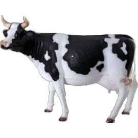 Realistic Cow Statue - OPFOR Solutions