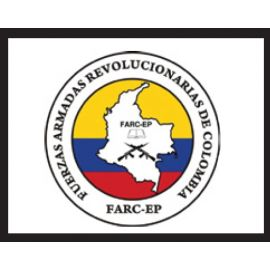 FARC Army Patch
