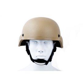 Khaki Mich-2000 Helmet
