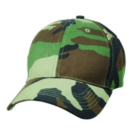 Men's Low Profile Cap