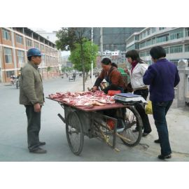 Butcher Cart Vendor