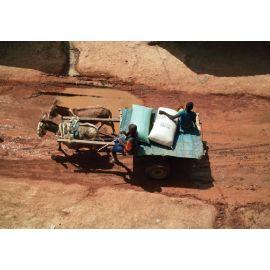 Cargo Cart Vendor