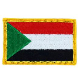 North Sudan Flag Patch