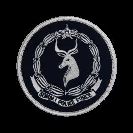 Somalia Police Insignia Patch