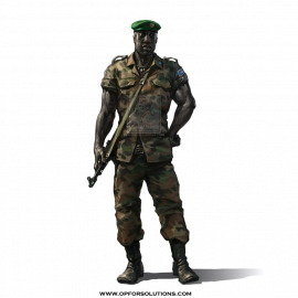 Somalia Army Force
