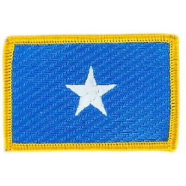 Somalia Flag Patch