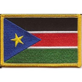 South Sudan Flag Patch