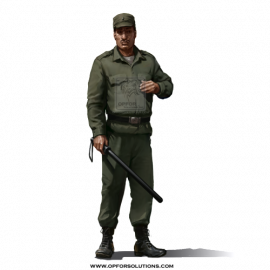 Syrian Police Uniform Replica - OPFOR Solutions