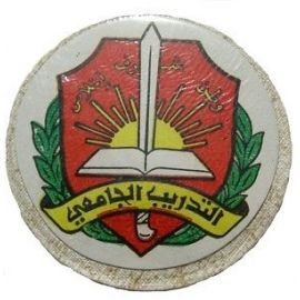 Syrian Army School Patch