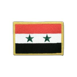 Syrian Flag Patch