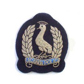 Uganda Police Patch