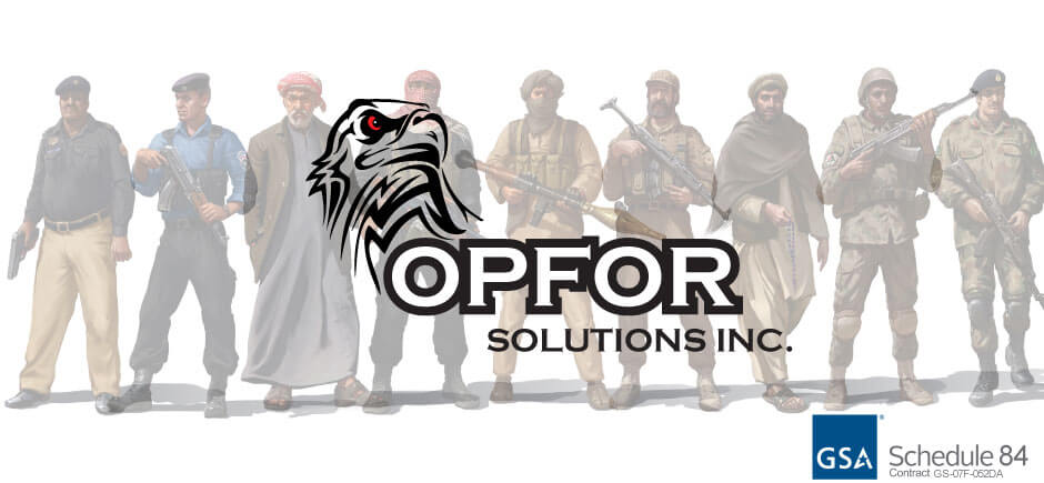OPFOR Solutions, Inc Awarded GSA Schedule 84